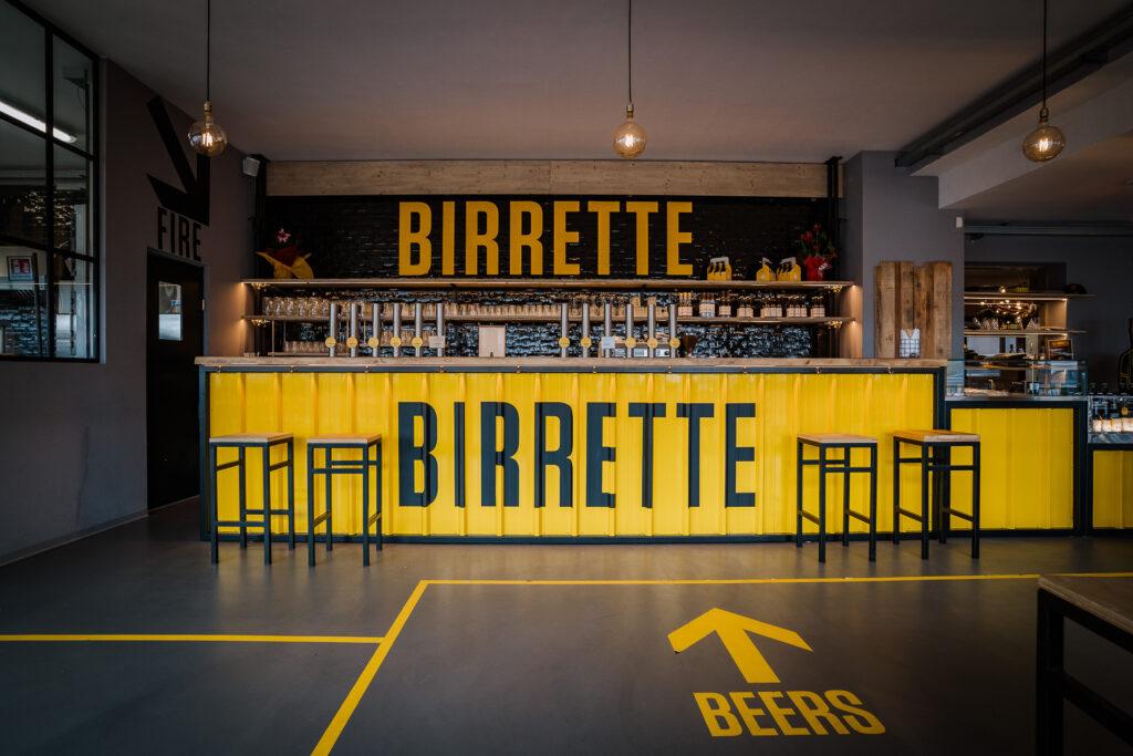 Birrette e altre storie buone: il nuovo locale by Birrone