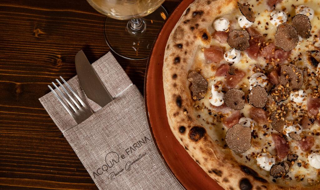 Acqua e Farina: la pizza napoletana di Vicenza