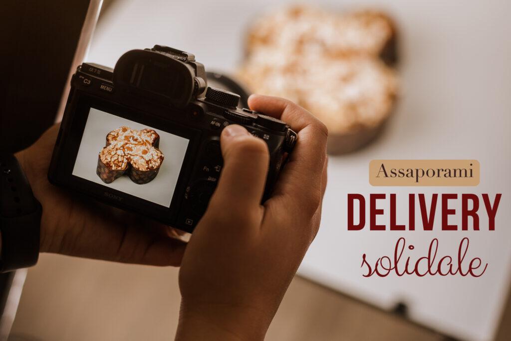 Assaporami delivery solidale: rendi la tua attività di consegna a domicilio professionale